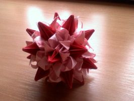 Kusudama VI by happy96