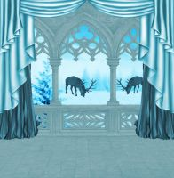 The Arches Premade Background 9 by VIRGOLINEDANCER1