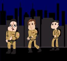 Ghostbusters by ralph0