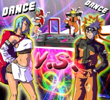 Dance Dance Naruto by Hellstinger64