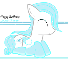 Happy Birthday Snowy! by Noah-x3