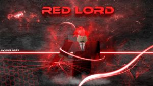 Red Lord by Lvious
