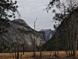 Yosemite valley by Glacierman54