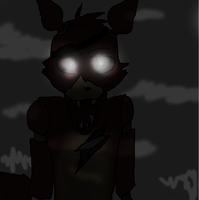 {art request}Foxy Five nights at freddy's by CheetahOnYou