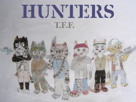Hunters T.F.F. by NarutoMustDie842