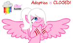 Valentine's Day Pegasus Points Adoptable. by LevyVargas
