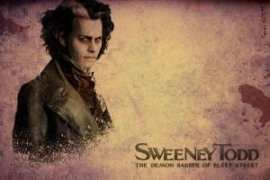 sweeney todd wallpaper by sanmi