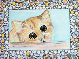 kitty by Lou-in-Canada
