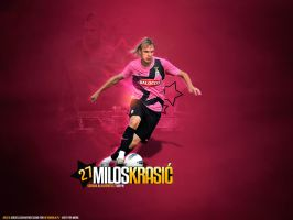 Milos Krasic by Orzeu
