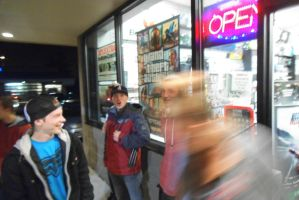 GTA V Midnight Launch 3 by DTWX