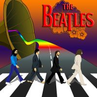 The Beatles by MastroFaccina