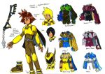 KH - Keyblade Armour by General-RADIX