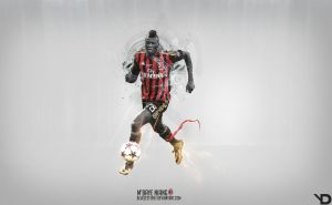M'Baye Niang Wallpaper by bluezest1997