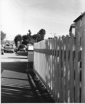 Fence by Muze-hic