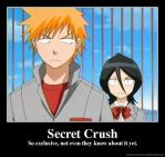 Secret Crush by The5IsSi5lent