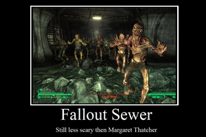 Fallout demotivator by Party9999999