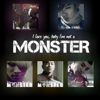 BIGBANG - MONSTER ICON PACK by Ekumimi