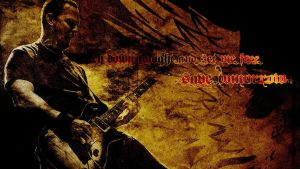 Mark Tremonti Wallpaper by GreenHammock