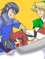 SSB: Pit for lunch by AaronScales5