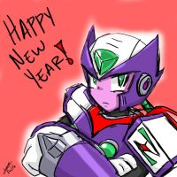 Happy New Year by Axl16