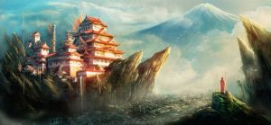 Japan after 200 years? by ZyrexTheZ