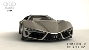Audi R9 _5 by wilzoon