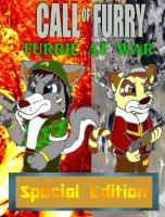Call of Furry FAW SE Cover by SilverSimba01