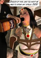 Sauced Sorceress by CaptainZammo