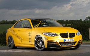 2014 Manhart Performance BMW M235i Coupe MH2 by ThexRealxBanks