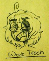 Gross Weeb by Universe-Carrot