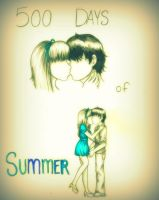 500 Days of Summer by Murderess-of-Shalott