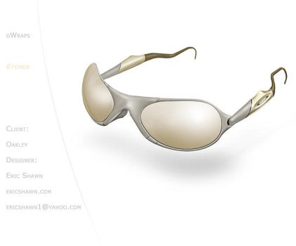 Oakley OWraps Sunglasses by ericshawn