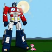 The Transformers My Little Pony Crossover Part 7 by TFCrossoverFan