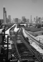 Chicago XVIII by DanielJButler