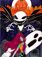 Happy Halloween 2010 by InkArtWriter