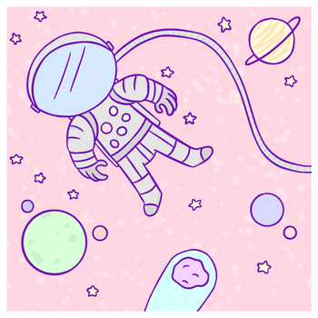 spaced out by fragile-gag