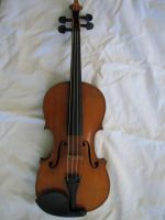 Violin III by LithiumStock