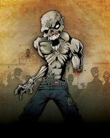 Zombie Dice Cover by Cucuy