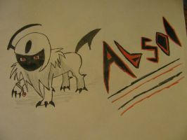 Absol: The Disaster Pokemon by avatarfangirl55