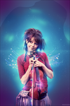 The Violinist (Lindsey Stirling) by MrElement26