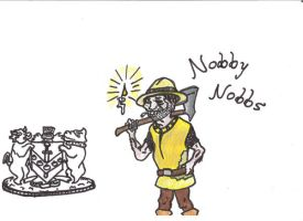 Corporal Nobby Nobbs by Bustexal