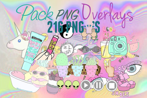 Pack overlays by ThingsDI