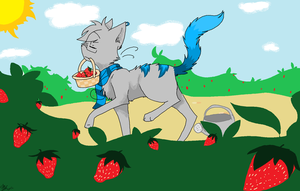 Strawberry Fields by The-stray-cat