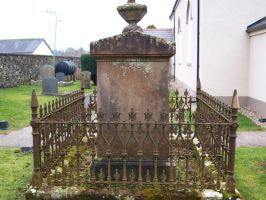 Gravestone 5 Stock by Lucy-Stock