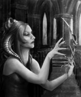 Black and White Flesh Crafting by Pakoune