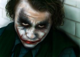 Why So Serious? by margo98