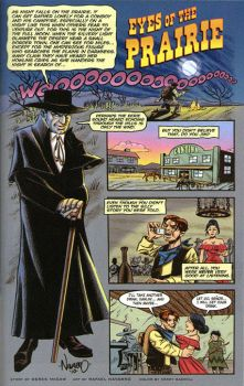 from Bela Lugosi's Tales From the Grave, Issue #1 by latchkey-artist
