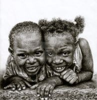 children of haiti by detailfreak