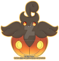 It's Pumpkaboo!