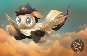 Fly (commission) by StarshineBeast
